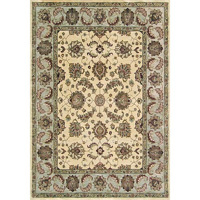 Loloi Rugs Roxbury 4 x 6 (Discontinued) Ivory Steel RX-04