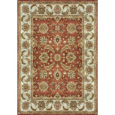 Loloi Rugs Roxbury 4 x 6 (Discontinued) Rust Steel RX-02