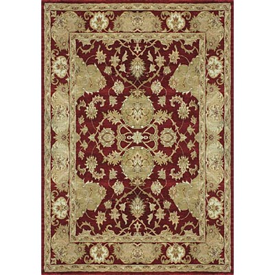 Loloi Rugs Sandalwood 5 x 8 Red Red SD-03