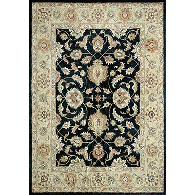 Loloi Rugs Savannah 5 x 8 (Discontinued) Black Beige SV-04