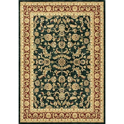 Loloi Rugs Stanley 8 Round Black Rust ST-11