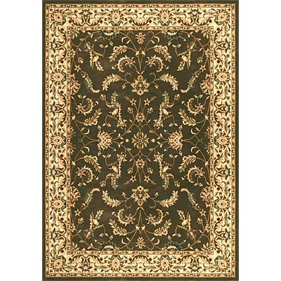 Loloi Rugs Stanley 8 Round Chocolate Beige ST-03