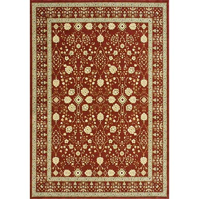 Loloi Rugs Stanley 8 Round Rust Rust ST-14