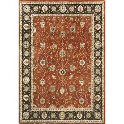 Loloi Rugs Yorkshire 8 x 11 Rust Expresso YK-04