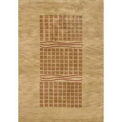 Loloi Rugs Crescent 4 x 6 Beige Brown CR-12