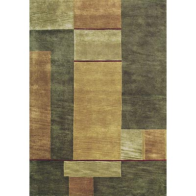 Loloi Rugs Crescent 8 x 11 Gold Olive CR-04