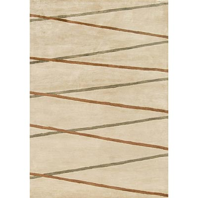 Loloi Rugs Crescent 5 x 8 Ivory CR-11