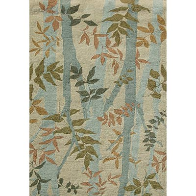 Loloi Rugs In-Dora 8 Round Blue Beige IN-04