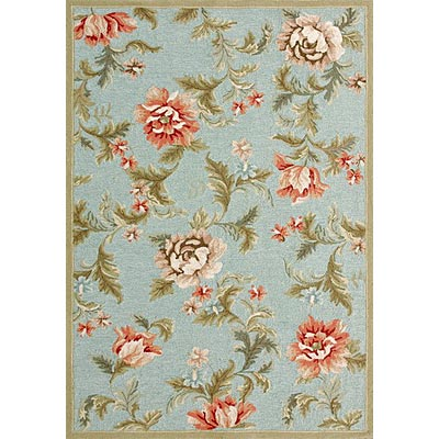 Loloi Rugs In-Dora 5 x 8 Blue IN-07