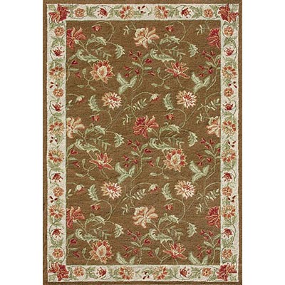 Loloi Rugs In-Dora 5 x 8 Brown Beige IN-01