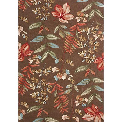 Loloi Rugs In-Dora 8 Round Brown IN-06