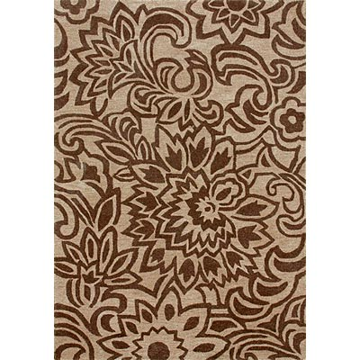 Loloi Rugs Kendall 5 x 8 Gold Brown KE-05