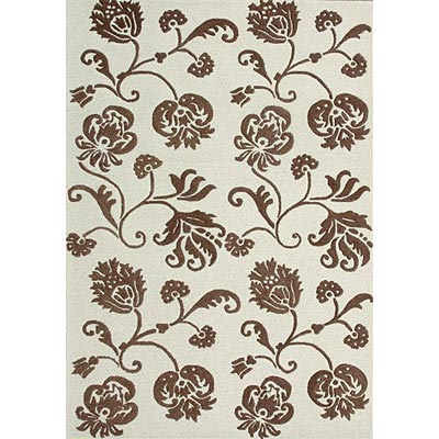 Loloi Rugs Lamar 4 x 6 Ivory Cola LM-02