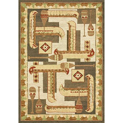 Loloi Rugs Safari 4 x 6 Beige Brown SF-06
