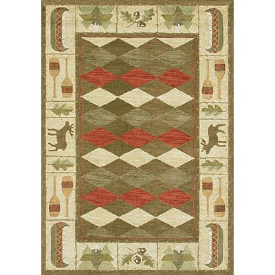 Loloi Rugs Safari 4 x 6 Brown SF-05