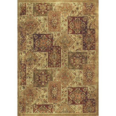 Loloi Rugs Summerhill 5 x 8 (Drop) Beige Red SU-02