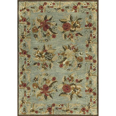 Loloi Rugs Summerhill 8 x 11 (Drop) Blue Brown SU-22