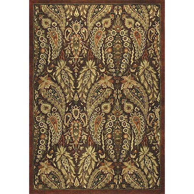 Loloi Rugs Summerhill 5 x 8 (Drop) Burgundy SU-06