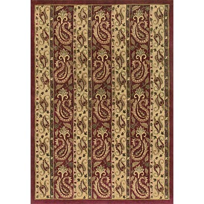Loloi Rugs Summerhill 5 x 8 (Drop) Red SU-11