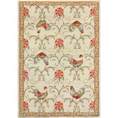 Loloi Rugs Sunrise 4 x 6 (Drop) Beige SR-01