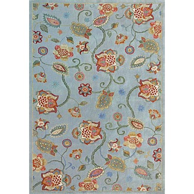 Loloi Rugs Sunrise 8 x 10 (Drop) Blue SR-03