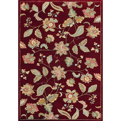 Loloi Rugs Sunrise 8 x 10 (Drop) Red SR-02
