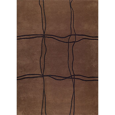 MAT The Basics Amsterdam 3 x 5 Brown Brown
