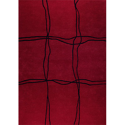 MAT The Basics Amsterdam 3 x 5 Red Red