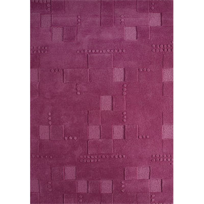 MAT The Basics Miami 7 x 10 Fuchsia Fuchsia