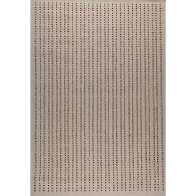 MAT The Basics Palm Dale 6 x 8 Beige Beige