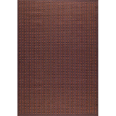 MAT The Basics Palm Dale 6 x 8 Brown Brown