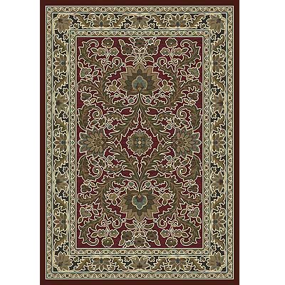 Milliken Akhisar 4 X 5 Cranberry Antique 7029/200/10800