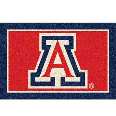 Milliken My Team College - University of Arizona 5 x 8 University Arizona 533284/74758/201