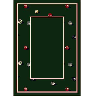 Milliken Billiards 4 x 5 Emerald 8490/200/11006
