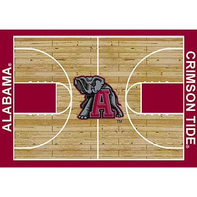 Milliken Alabama Crimson Tide 4 x 5 Alabama Crimson Tide 533325/200/1010
