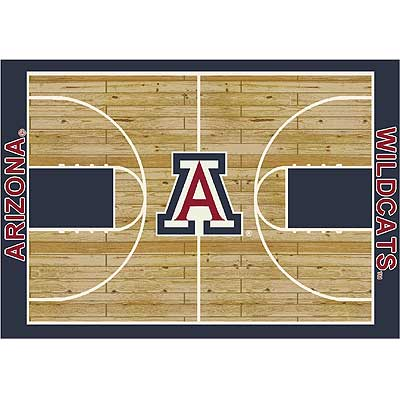 Milliken Arizona Wildcats 4 x 5 Arizona Wildcats 533325/200/1012