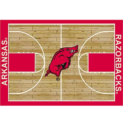 Milliken Arkansas Razorbacks 4 x 5 Arkansas Razorbacks 533325/200/1020
