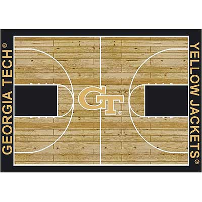 Milliken Georgia Tech Yellow Jackets 4 x 5 Georgia Tech Yellow Jackets 533325/200/1090