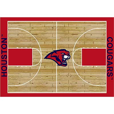 Milliken Houston Cougars 4 x 5 Houston Cougars 533325/200/1108