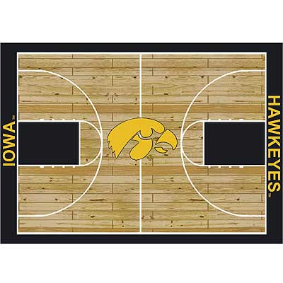 Milliken Iowa Hawkeys 4 x 5 Iowa Hawkeys 533325/200/1110