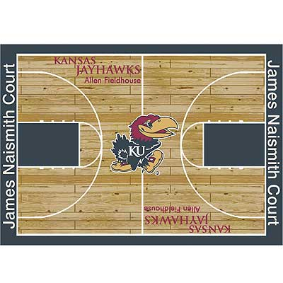 Milliken My Team College - Kansas Jayhawks 11 x 13 Kansas Jayhawks 533325/280/1120
