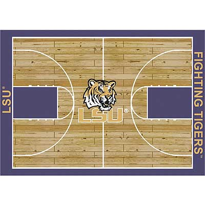 Milliken My Team College - LSU Fighting Tigers 5 x 8 LSU Fighting Tigers 533325/201/1152