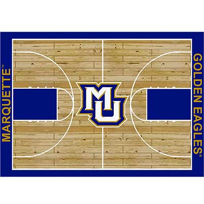 Milliken Marquette Golden Eagles 4 x 5 Marquette Golden Eagle 533325/200/1159