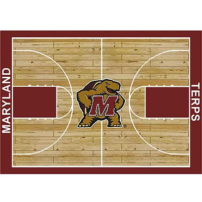 Milliken Maryland Terps 4 x 5 Maryland Terps 533325/200/1156