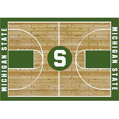 Milliken Michigan State Basketball 4 x 5 MIchigan State 533325/200/1180