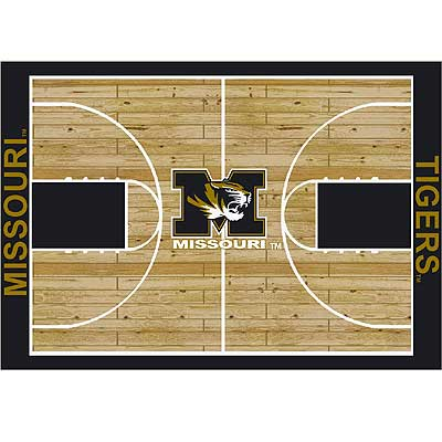 Milliken Missouri Tigers 4 x 5 Missouri Tigers 533325/200/1200