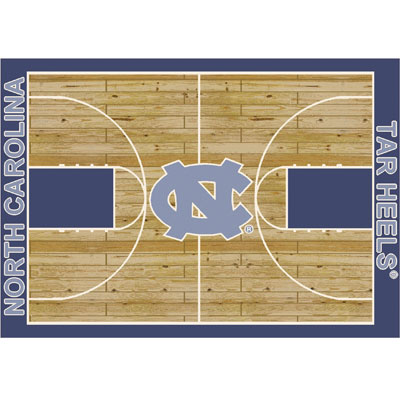 Milliken My Team College - North Carolina Tar Heels 11 x 13 North Carolina Tar Heels 533325/280/1250