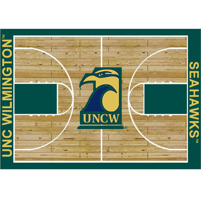 Milliken My Team College - North Carolina Wilmington Seahawks 11 x 13 North Carolina Seahawks 533325/280/1242