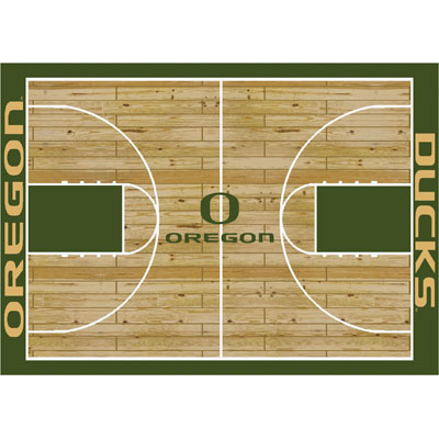 Milliken My Team College - Oregon Ducks 11 x 13 Oregon Ducks 533325/280/1292