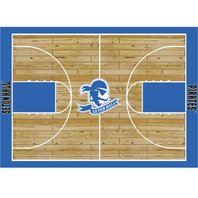 Milliken Seton Hall Pirates 4 x 5 Seton Hall Pirates 533325/200/1353